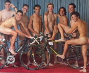 Ciclistasdesnudos