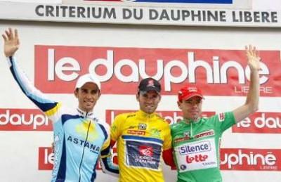podioDauphine2009