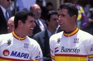 ConIndurainColombia1995