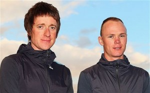 Wiggins-Froome