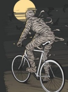 mummy-on-bike