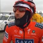 Cancellara gana un sprint a cuatro