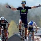 Valverde ejecuta la carrera perfecta