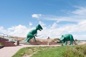 Dinosaur Park by Terry Richardson