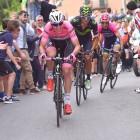 Un Giro de abandonos afronta su primera etapa para héroes