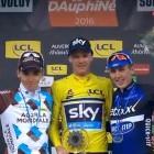 Contador sale derrotado y humillado del Dauphine