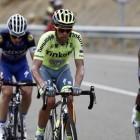 Contador sube del sexto al cuarto puesto gracias a un ataque a 114 km. de meta