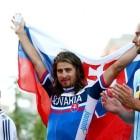 Sagan rescata el Mundial