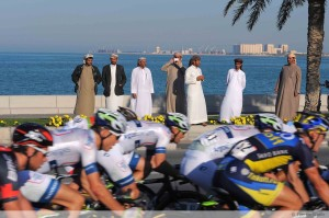 Cycling : Tour of Qatar 2013 / Stage 6