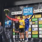 """Contador vuelve a perder la París-Niza por segundos, pero da """"espectáculo"""""""