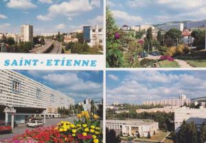 St-Etienne Ville Pilote en matiere de Renouvellement urbain Quartiers Sud-Est