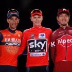 Froome consigue ganar la Vuelta al sexto intento