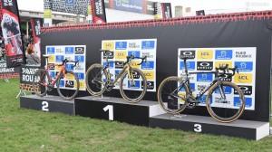 Podio Roubaix 2018