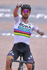Roubaix 2018 gesto
