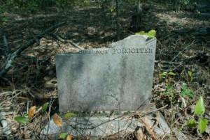 Lápida Forgotten