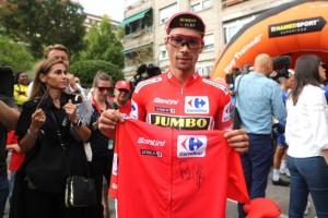 Vuelta 2019 firmada