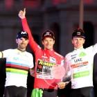 Roglic nos salva de una victoria de Valverde