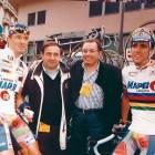 El Mundial de Harrogate remata a Giorgio Squinzi