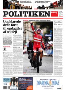 Prensa Danesa Mundial 1